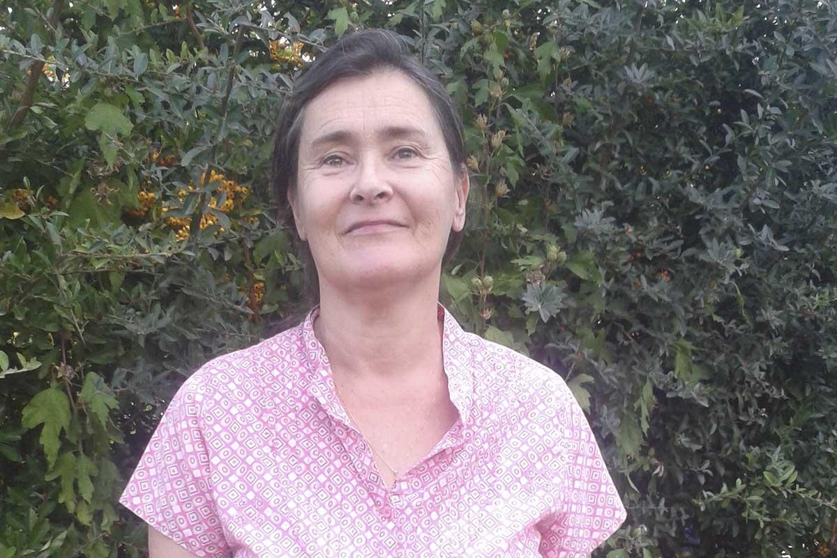 Portrait du praticien Simone Duperray
